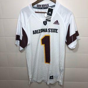 NWT Arizona State Sun Devils Jersey